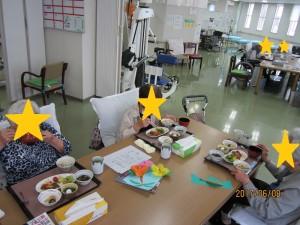 食事風景H29.6